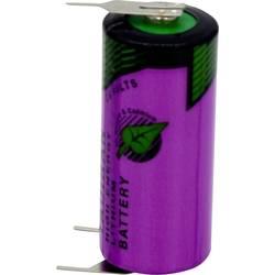Špeciálny typ batérie 2/3 AA spájkovacie kolíky v tvare U lítiová, Tadiran Batteries SL-361/PT +/- -, 1600 mAh, 3.6 V, 1 ks