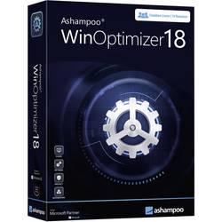 Image of Ashampoo WinOptimizer 18 Vollversion, 10 Lizenzen Windows Systemoptimierung