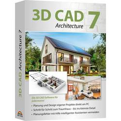Image of Ashampoo 3D CAD 7 Architecture Vollversion, 1 Lizenz CAD-Software