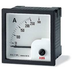 Image of ABB AMT1-A5/72 Analoges Einbaumessgerät Amperemeter AMT1-A5/72 Schaltschranktürmontage
