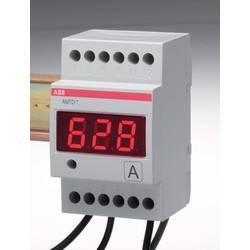 Image of ABB AMTD-1-R Digitales Einbaumessgerät AC Digital-Amperemeter mit Alarmrelais für Hutschienenmontage