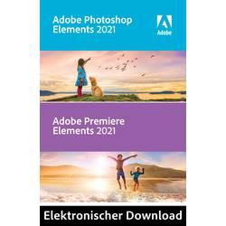Image of Adobe Photoshop & Premiere Elements 2021 Jahreslizenz, 1 Lizenz Windows, Mac Bildbearbeitung