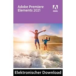 Image of Adobe Premiere Elements 2021 Jahreslizenz, 1 Lizenz Windows, Mac Bildbearbeitung