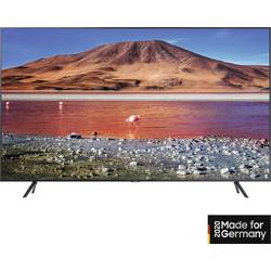 Samsung GU58TU7199 LED TV 146 cm 58 palca DVB-T2, DVB-C, DVB-S, UHD, Smart TV, WLAN, CI+ strieborná