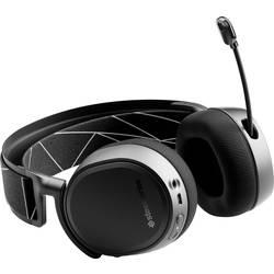 Steelseries Arctis 9 herný headset bezdrôtový 2,4 GHz, s Bluetooth, s USB bezdrôtový, stereo cez uši čierna