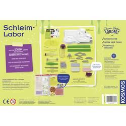 Image of Kosmos Schleim-Labor 643607 Experimentierkasten 8 - 12 Jahre