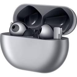 Bluetooth Hi-Fi štupľové slúchadlá HUAWEI FreeBuds Pro 55033466, strieborná