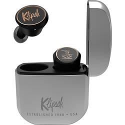 Bluetooth Hi-Fi štupľové slúchadlá Klipsch T5 True Wireless 1067567, čierna/strieborná