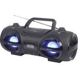 N/A Reflexion CDR900BT, AUX, Bluetooth, CD, SD, UKW, USB, čierna