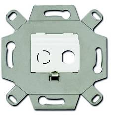 Image of ABB 0262/12 Adapter F-Stecker - 2.1 1 St.
