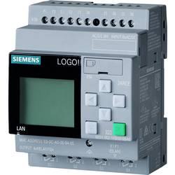 Riadiaci modul Siemens LOGO! 24 RCE 6ED1052-1HB08-0BA1, 24 V/DC, 24 V/AC