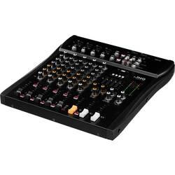Image of IMG StageLine MXR-60PRO Konsolen-Mischpult Anzahl Kanäle:6 Bluetooth, USB-Anschluss