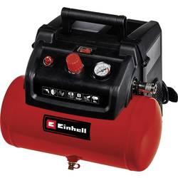 Piestový kompresor Einhell TC-AC 190/6/8 OF Set 4020650, Objem tlak. nádoby 6 l