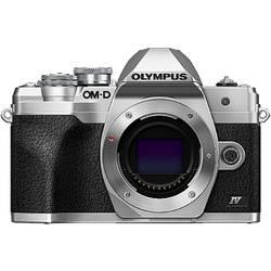 Digitálny fotoaparát Olympus OM-D E-M10 Mark IV, 21.8 MPix, strieborná, čierna