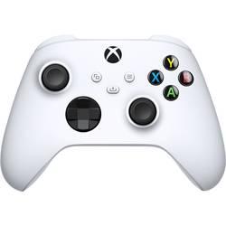 Microsoft Wireless Controller gamepad Android, iOS, PC, Xbox One, Xbox One S biela