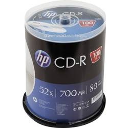 Image of HP CRE00021 CD-R Rohling 700 MB 100 St. Spindel