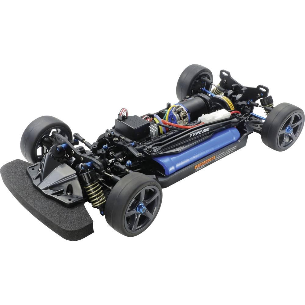 Tamiya 47439 1:10 RC Bil nybörjare Elektrisk Gatumodell Fyrhjulsdrift (4WD) Byggsats