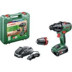 Aku príklepová vŕtačka Bosch Home and Garden AdvancedImpact 18 06039B5108, + akumulátor, + púzdro, vr. nabíjačky