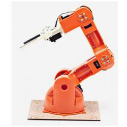 Image of Arduino Education Roboterarm Bausatz T05000 TinkerKit Braccio Robotic Arm T05000