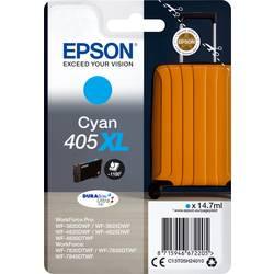 Náplň do tlačiarne Epson 405XL C13T05H24010, zelenomodrá