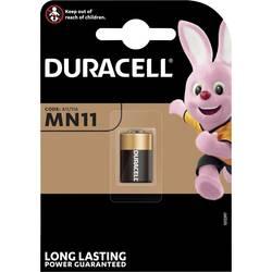 Špeciálny typ batérie 11 A alkalicko-mangánová, Duracell MN11, 38, 6 V, 1 ks