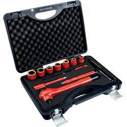 Sada nástavcov pre nástrčný kľúč Bahco 7811DMV, 11-dielna