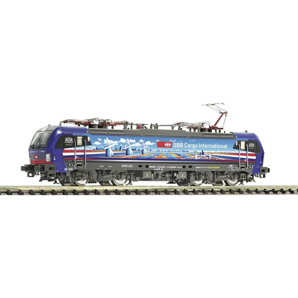Fleischmann 739283 N elektrische locomotief 193 525-3 van de SBB