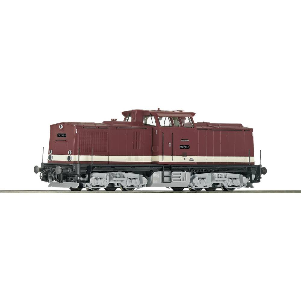roco 78812 H0 diesellocomotief 114 298-3 van de DR