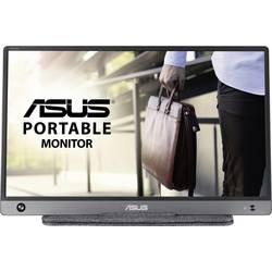 Asus MB16AH LED monitor 39.6 cm (15.6 palca) 1920 x 1080 Pixel Full HD 5 ms HDMI ™, Micro HDMI™, na slúchadlá (jack 3,5 mm) IPS LED