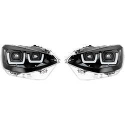 Image of Osram Auto 4062172120333 LEDHL108-BK Frontscheinwerfer, Komplett-Scheinwerfer BMW BMW 1er F20/F21 (vor-Facelift)