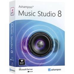 Image of Ashampoo Music Studio 8 Vollversion, 1 Lizenz Windows Musik-Software