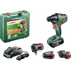 Bosch Home and Garden AdvancedDrill 18 2-cestný-aku vŕtací skrutkovač 18 V + akumulátor, + púzdro, vr. nabíjačky