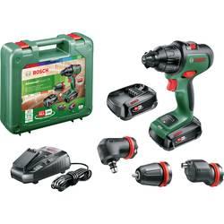 Aku príklepová vŕtačka Bosch Home and Garden AdvancedImpact 18 06039B510B, + akumulátor, + púzdro, vr. nabíjačky