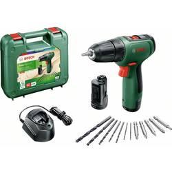 Bosch Home and Garden EasyDrill 1200 -aku vŕtačka 12 V + 2. akumulátor, + púzdro, vr. nabíjačky