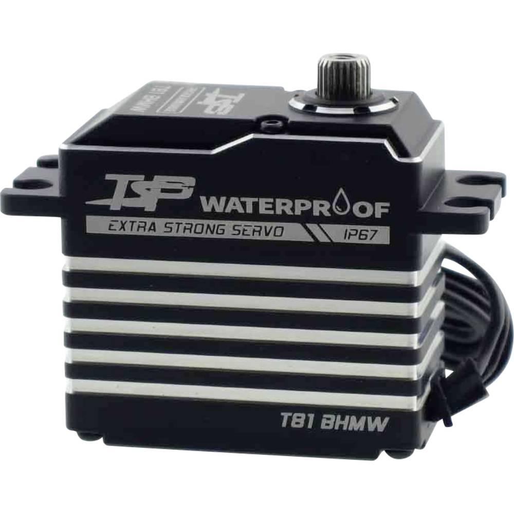 tspracing TSP Racing Standaard servo TSP Servo T81 BHMW 45 Kg Waterproof IP67 Standard