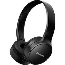 Bluetooth Hi-Fi slúchadlá On Ear Panasonic RB-HF420BE-K RB-HF420BE-K, čierna