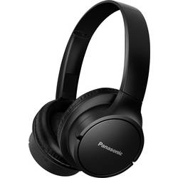 Bluetooth Hi-Fi slúchadlá Over Ear Panasonic RB-HF520BE-K RB-HF520BE-K, čierna