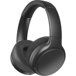 Bluetooth, káblové Hi-Fi slúchadlá Over Ear Panasonic RB-M700BE-K RB-M700BE-K, čierna