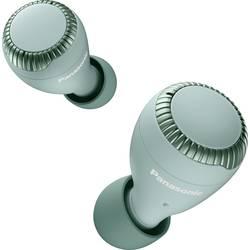 Bluetooth Hi-Fi štupľové slúchadlá Panasonic RZ-S300WE-G RZ-S300WE-G, zelená