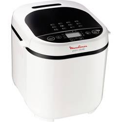 Image of Moulinex white Brotbackautomat Timerfunktion Weiß