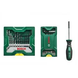 Sada bitov Bosch Accessories Mini X-Lin 2607017655, 41-dielna