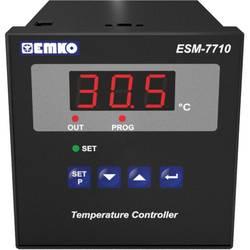 E-shop 2bodový regulátor termostat Emko ESM-7710.5.10.0.1/01.00/2.0.0.0, typ senzoru K, 0 do 999 °C, relé 7 A