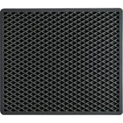 Image of APA 23040 Fußmatte (universell) Passend für (Auto-Marke): Universal Gummi (L x B x H) 40 x 46 x 1 cm