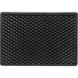Image of APA 23029 Fußmatte (universell) Passend für (Auto-Marke): Universal Gummi (L x B x H) 43 x 30 x 1 cm Schwarz
