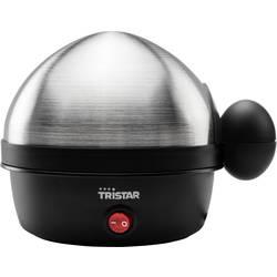 Varič vajec Tristar EK-3076, nerezová oceľ, čierna