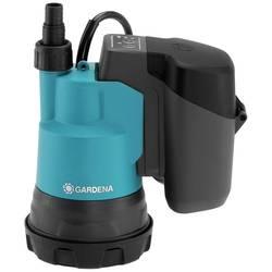 Ponorné čerpadlo na čistú vodu GARDENA 2000/2 18V P4 14600-66, 2000 l/h