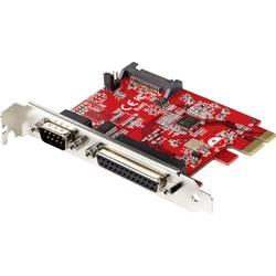 PCIe x1 sériová / paralelná zásuvná karta Renkforce RF-4712206 RF-4712206, 1 + 1 port