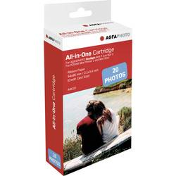 Image of AgfaPhoto AMC20 Fotodrucker Fotopapier 1 St.