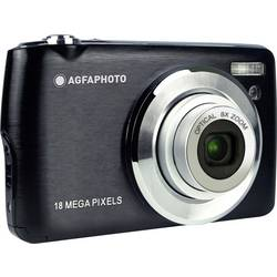 Image of AgfaPhoto DC8200 Digitalkamera 18 Megapixel Opt. Zoom: 8 x Schwarz inkl. Akku, inkl. Tasche