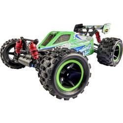 Carson Modellsport X10 Monster Warrior XL 2.0 Brushed 1:10 RC Modellauto Elektro Buggy Allradantrieb (4WD) 100% RtR 2,4 GHz inkl. Akku, Ladegerät und*